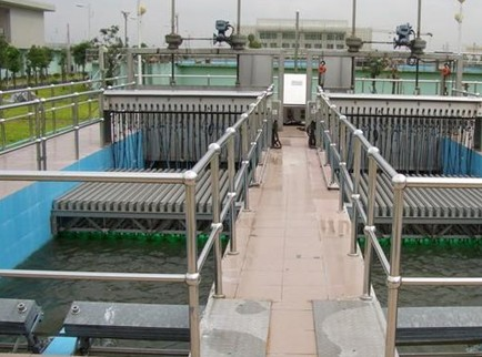 东莞原地保留中水回用工程